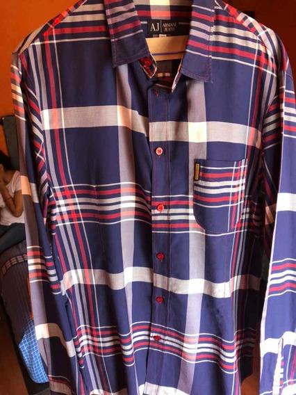 Camisa Armani Jeans !!