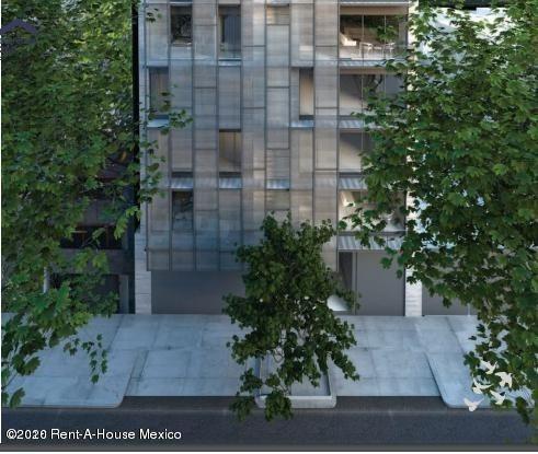 Departamento En Renta Roma Norte, Calle Queretaro 20-1470 Ru