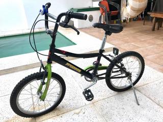 Bicicleta Rod 16 Tipo Bmx Muy Buen Estado