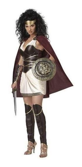 Disfraz Warrior Queen Para Dama, Disfraz Reina Guerrera.