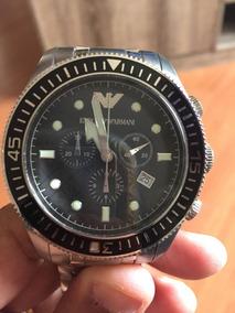 Relógio Empório Armani Mod. Ar0053 Original