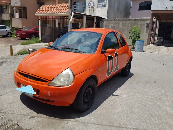 Ford Ka 2001 1.6 Equipado Mt