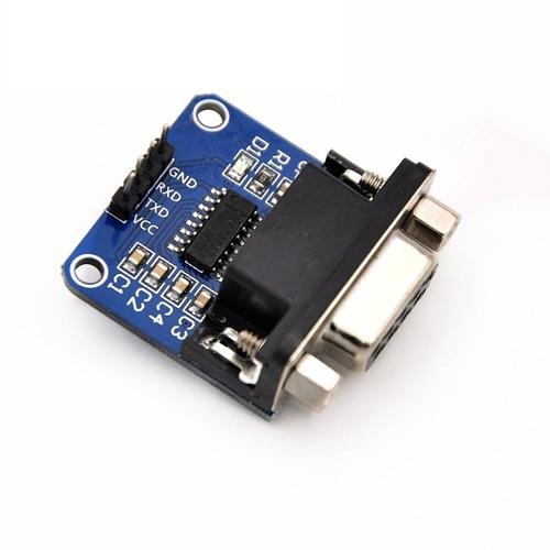 Shield Arduino | Conversor Bidirecional Ttl P/ Rs232 (db9)