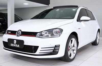 Volkswagen Golf Gti Turbo 2.0 Tsi- 2015/2015