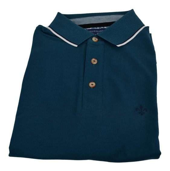 Camisa Polo Dudalina Masculino Mc 2 06