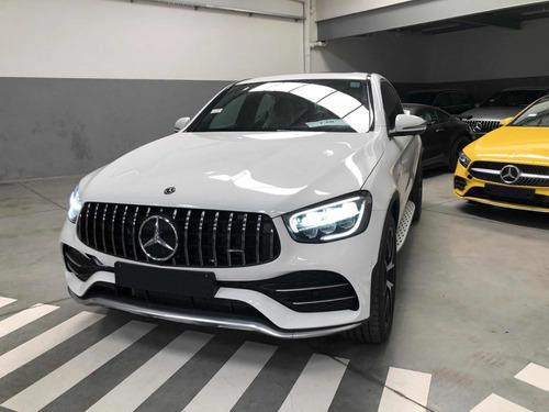 Mercedes-benz Clase Glc 2021 3.0 Glc Coupé 43 4matic 390 Cv