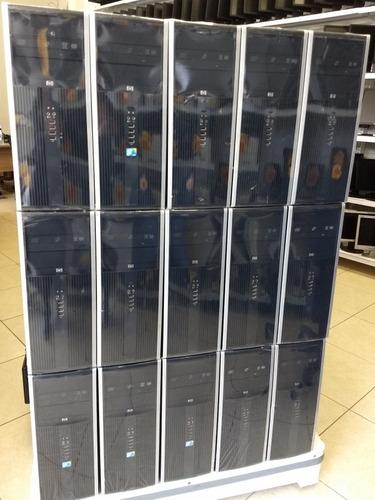 Imagem 1 de 6 de Cpu Hp Torre Core I5 04gb Hd 320