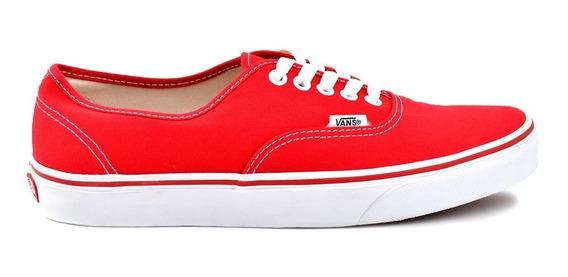 Tenis Vans Para Hombre Vn-0ee3red Rojo [van277]