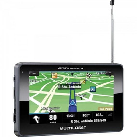 Navegador Gps Com Tv/radio Fm/leitor De Usb/sd Multilaser