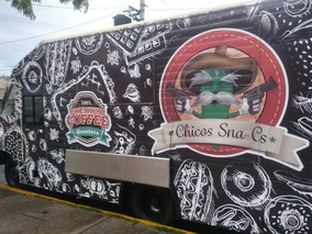 Hermoso Food Truck Con Baño Hecho Para Grandes Eventos