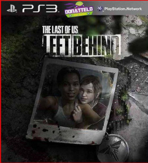 Left Behind Stand Alone The Last Of Us Dublado Ps3 Psn