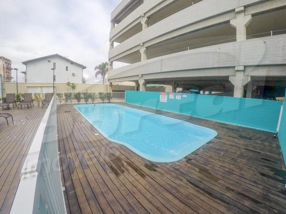 Apartamento Com Vista Para O Mar, Novo 6º Andar Centro Barra Velha Com Piscina, Sacada, Sol Da Manhã, Acedmia. - 3577089v