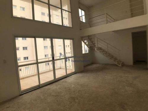Apartamento Duplex Com 3 Dormitórios À Venda, 157 M² Por R$ 1.347.600,49 - Vila Brandina - Campinas/sp - Ad0001