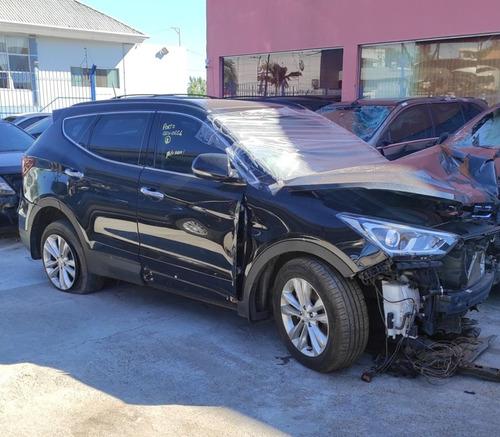Imagem 1 de 7 de Sucata Hyundai Santa Fé V6 2018 Para Retirada De Peças