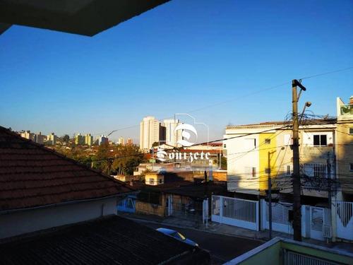 Sobrado Com 2 Dormitórios À Venda, 87 M² Por R$ 445.000,00 - Vila Lucinda - Santo André/sp - So3064