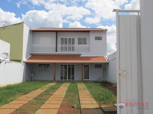 Sobrado À Venda, 123 M² Por R$ 500.000,00 - Residencial Monte Verde - Indaiatuba/sp - So0483