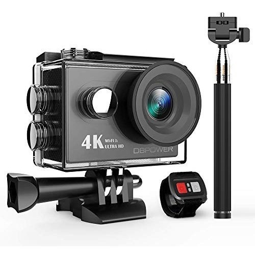 Camara Dbpower Professional 4k Hd