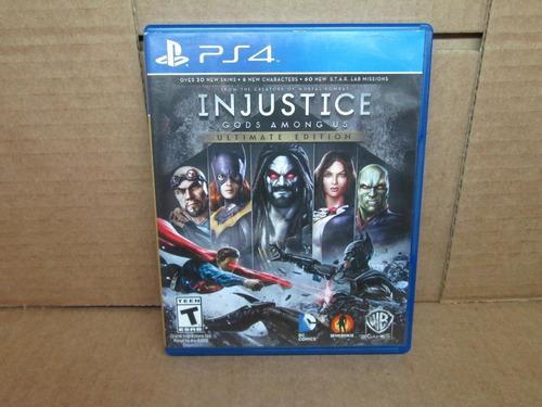Injustice Gods Among Us Ps4 Mercado Livre
