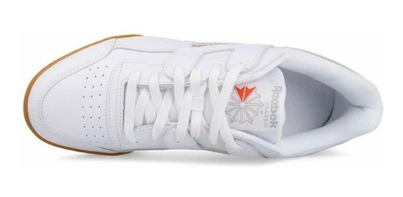 Tenis Reebok Workout Plus Blanco