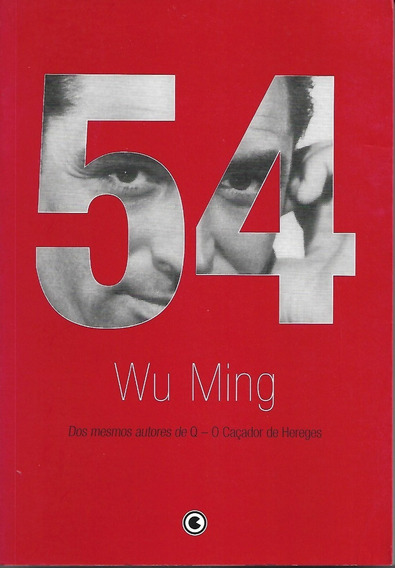 Livro 54 Wu Ming