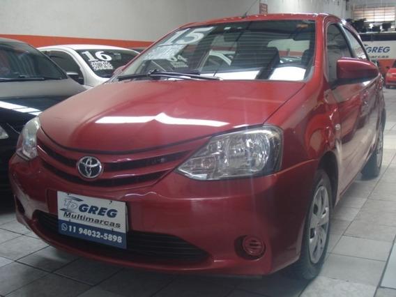 Toyota Etios Flex 1.5 Xs