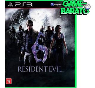Resident Evil 6 Ps3 Digital Español Original | Entrega Ya!