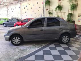Renault Logan 1.0 16v Expression Hi-flex 4p Aceito Troca