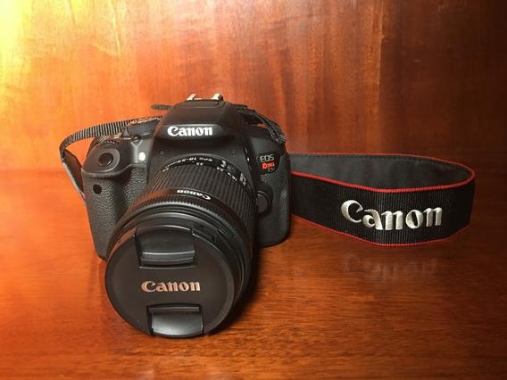 Canon T5i - Ótimo Estado