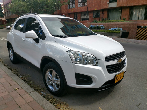 Camioneta Chevrolet Tracker 2015 - Eco Gas Natural Vehicular
