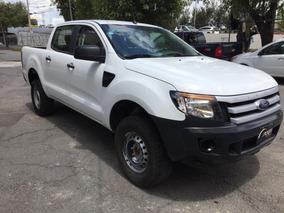 Ford Ranger 2.5 Xl Cabina Doble Mt 2016 Facilidades