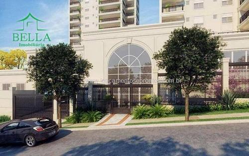 Apartamento Residencial À Venda, Santa Terezinha, São Paulo. - Ap0698