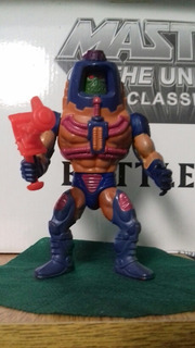 Heman Man Of Face Completo Top Toys