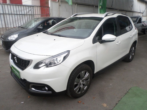 Peugeot 2008 Active Pack Blue 1.6 2019 Blanco