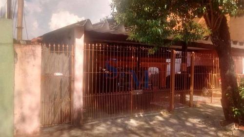 Imagem 1 de 4 de Casa Residencial À Venda, Parque Novo Oratório, Santo André. - Ca0331
