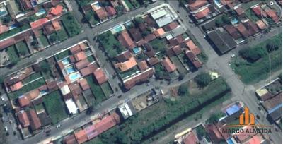 Área Comercial À Venda, Cibratel Ii, Itanhaém. - Ar0049