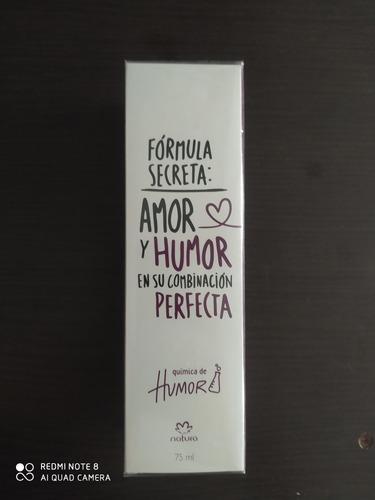 Perfume Química De Humor - mL a $933