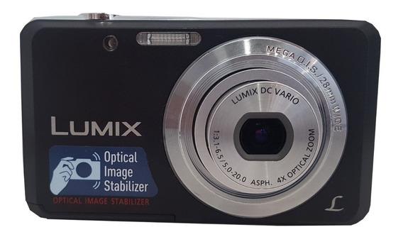 Camara Digital Panasonic Lumix Fh4 14.1 Mp Hd Panorama Shot