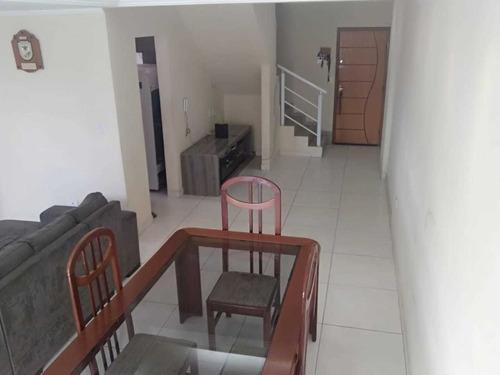 Imagem 1 de 14 de Amf143 Cobertura Duplex 3 Dormitórios 300 M Praia- Vila Tupi