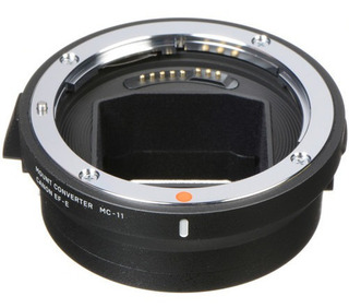Adaptador A Montura Sony De Sigma Mc-11 Objetivo Ef- A Sony