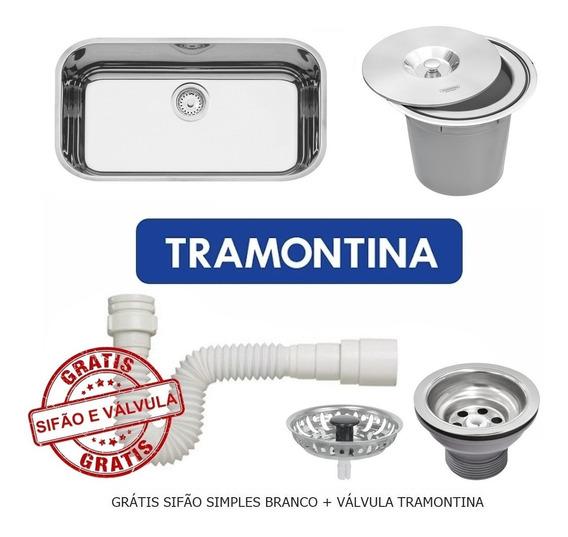 Kit Cuba Nº2 Funda Prime + Lixeira 8l Tramontina