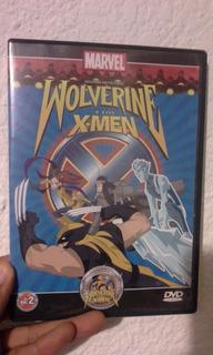 Wolverine Y Los X Men Vol 2 / Marvel Comics / Dvd