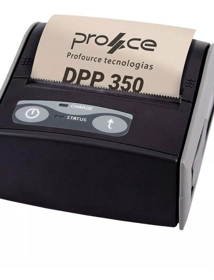 Impressora Portátil Datecs Dpp 350 Bluetooth