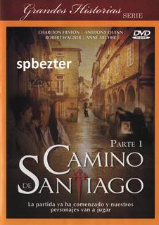 Camino De Santiago Esoterismo Ritos Crimen Serie Dvd Envío