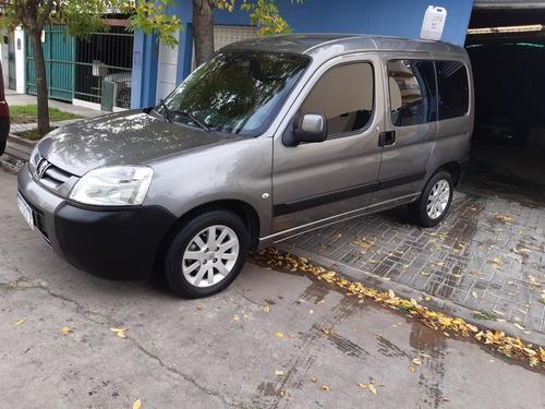 Peugeot Partner Patagónica 1.6 Hdi 92 2017