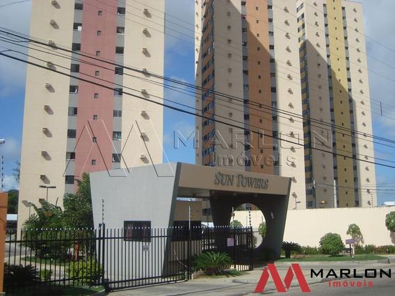 Va00919 Apartamento Sun Towers Em Cidade Satélite