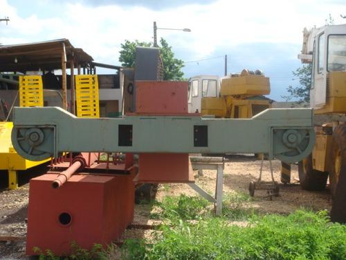 Ponte Rolante 20 Mts De Vão , 20 Ton Moto Redutores - 1083