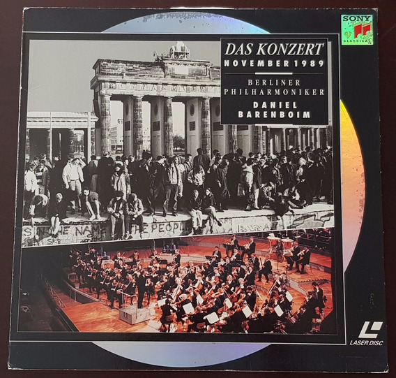 Ld Berliner Philharmoniker Daniel Barenboim Das Konzert