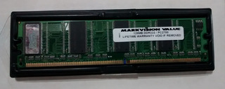 Módulo De Memoria Ram - Markvision 128mb Ddr333 Pc2700