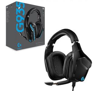 Auriculares Gamer Logitech G935 7.1 Wireless