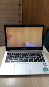 Notebook Asus Tela Com Touch